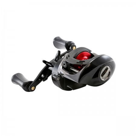Ceymar Low Profile Baitcast Reel - Okuma Ceymar Low Profile Baitcast Reel-A6061-T6 machined aluminum-External adjustable magnetic cast control system-Ergonomic handle design allows cranking closer to body