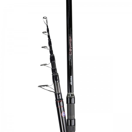 Ceymar Tele Surf Rod - Okuma Ceymar Tele Surf Rod-Extremely light weight and responsive 30-ton carbon blanks-Quality deep press stainless steel frame guides-Fuji DPS reel seat