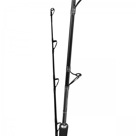 Thanh Cortez - Okuma Cortez Rod-Trọng lượng nhẹ, khoảng trống bằng sợi carbon mô-đun cao-Khung dẫn hướng bằng thép không gỉ với vòng SIC-Tay cầm bằng nhựa cứng, bền