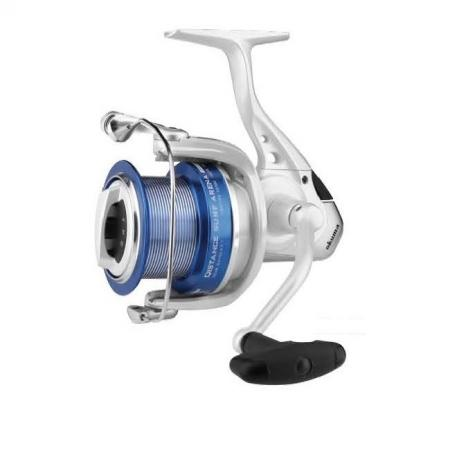 Distance Surf Arena Spinning Reel - Okuma Distance Surf Arena Spinning Reel-Round metal line clip-Fast Progressive Drag-Worm Shaft transmission system