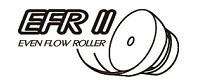 Gleichmäßiges Flow Roller System