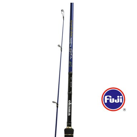 EgiPro Rod - Okuma EgiPro Rod-Designed to handle the light lures-Extremely light weight blank under 30T quality carbon construction-Fuji micro guide set up and SIC top