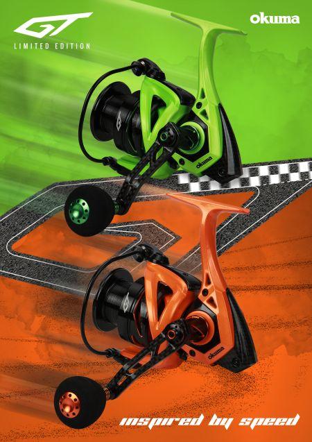 GT Spinning Reel (Limited Edition) - GT Spinning Reel (Limited Edition)