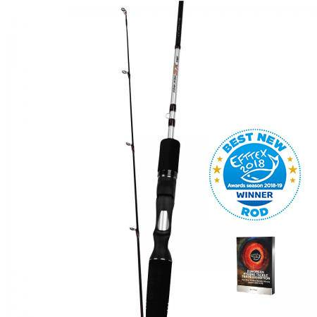 Helios SX Rod (2019 NEW) - Okuma Helios SX Rod (2019 NEW)-Award winning Helios SX rod- 30T carbon construction-Slim blanks with fast action-Japanese split EVA handles