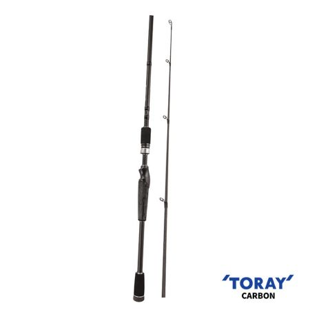 Helios Air Rod - Helios Air Rod-40T+46T Toray carbon, ultra-light and responsive blank construction-SS316 stainless steel and tangle-free frame guides with zirconium inserts