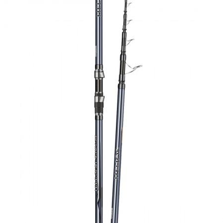 Helios Tele Surf Rod - Okuma Helios Tele Surf Rod-Fuji K-concept và khung hướng dẫn Titanium - Fuji SIC chèn cho dây bện bện - Ghế xoay Fuji Split với ống dệt 1K
