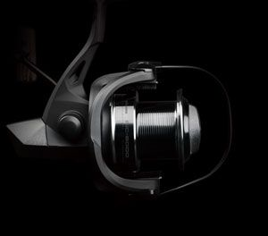 Compact body design with long stroke spool trip 30mm
