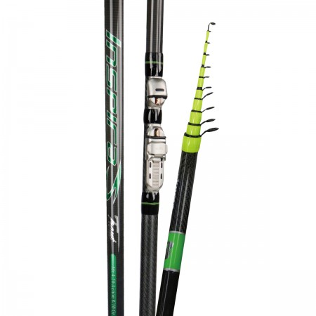 Inspira Trout Rod - Okuma Inspira Trout Rod-30-Ton ultra-light carbon blank construction with solid carbon tip-Designed to be technique specific for trout fishing