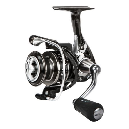 ITX Carbon Spinning Reel (2021 NEW) - Okuma ITX Spinning Reel- Lightweight And Rigid C-40x Carbon TCA And Rotor- Machined Aluminum Screw In Handle Design With TGT Grip