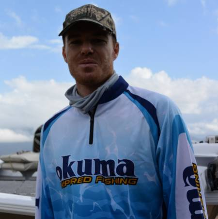 [Australien] Jeff Wilton - Team Okuma - Jeff Wilton