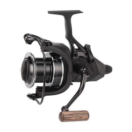 Moulinet à lancer léger LS 6K Baitfeeder - Okuma LS 6K Baitfeeder Spinning Reel-Long casting carpe fishing-On / off auto trip bait feeding system -Long Stroke spool trip 30mm-Worm shaft oscillation system-Fast progressive drag
