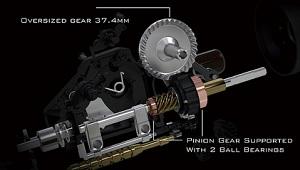 Bearing Ball Ganda Pinion Support