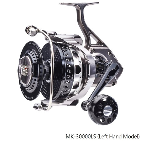 Makaira Spinning Reel - Okuma Makaira Spinning Reel-For big game fishing-Constructed from the finest and strongest materials