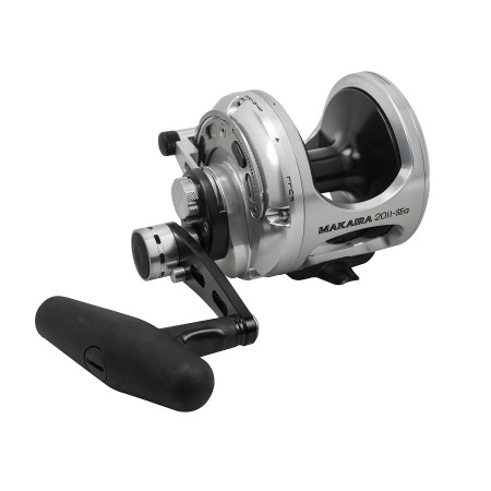Makaira Sea Silver Lever Drag Reel Carrete