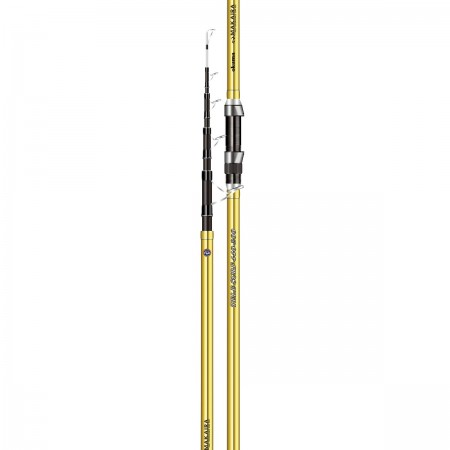 Makaira Tele Surf Rod - Okuma Makaira Tele Surf Rod-46T Toray high modulus carbon material, slim, light and ultra sensitive blanks construction-Dual helix carbon tape wrap configuration improved strength and durability