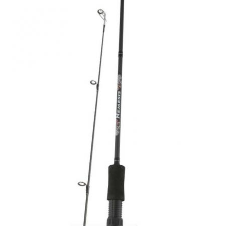 Nemesis Travel Rod - Okuma Nemesis Travel Rod-High modulus ultra-light carbon blank construction-Quality stainless steel frame guides-Okuma graphite reel seat
