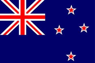 Selandia baru - Tim Okuma - Selandia baru