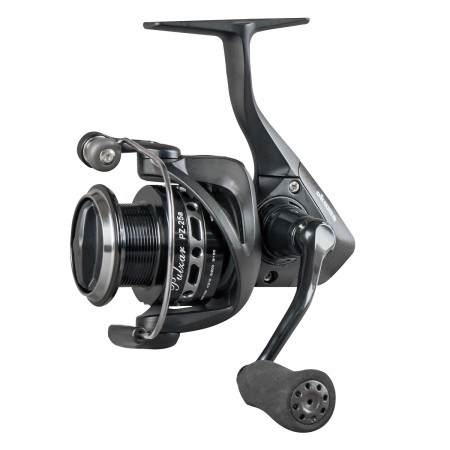 Pulzar Spinning Reel - Okuma Pulzar Spinning Reel-Precision Elliptical Gearing System-Cyclonic flow rotor design-LCS line control spool