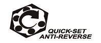 Quick-Set Anti-Reverse