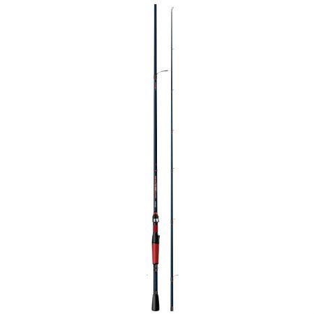 Red v1 Rod (2020 new) - Red v1 Rod (2020 novo) - Red v1 Rod (2020 novo) - Alto módulo de construção em branco de carbono, ultra sensível e responsivo - Polímero durável e aderência dividida em EVA - Design de fita rápida para a série de bass rods