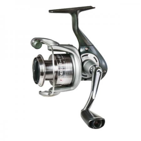 Reel Pro Rein Spinning - Okuma Revenger Pro Spinning Reel-Multi-disc oiled felt drag system-Machined aluminium and anodized spool-String aluminum handle lengan