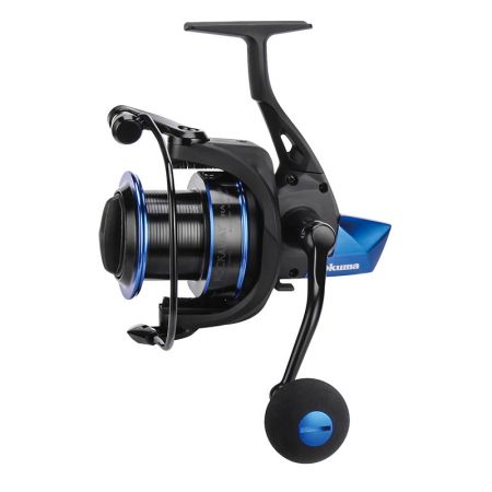 Rockaway Spinning Reel - Okuma Rockaway Spinning Reel -Small compact body-4BB + 1RB stainless steel bearing system-Cyclonic Flow Rotor technology
