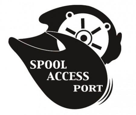 Spool Access Port