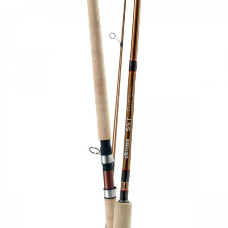 SST Travel Rod - Okuma SST Travel Rod-Sensitive IM-8 graphite rod blank construction-Custom 4-pcs travel design -Travel rod tube are convenient for travel