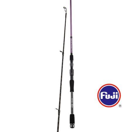 Altrea EGI Tele Rod (2021 NEW) - Okuma Altrea EGI Tele Rod - 24T carbon with Okuma UFR® technology blank construction- Fuji quality guides- Ergonomic shaped, split EVA handle design to reduce weight