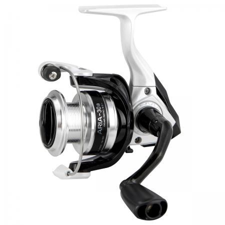 Aria Spinning Reel - Okuma Aria Spinning Reel-Cyclonic Flow Rotor -Precision machine cut brass pinion gear-LCS line control spool