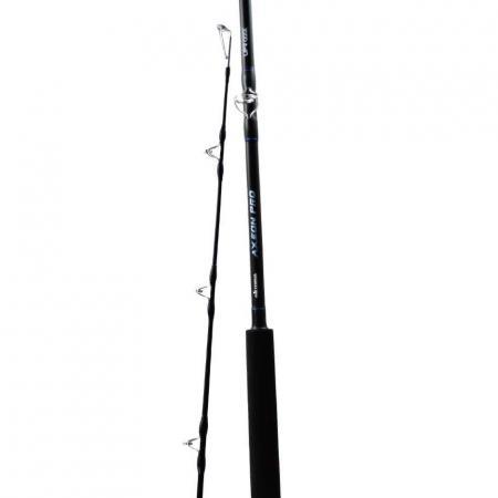 Axeon Pro Rod - Okuma Axeon Pro Rod-Boat rods feature durable E-glass rod blanks-UFR® tip technology