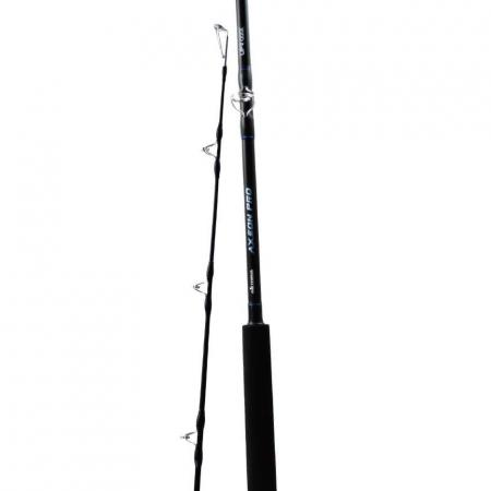 Axeon Pro Rod - Okuma canne Okuma Axeon Pro Rod-Boat sono dotate di una durevole technology punta in vetro E-vergella