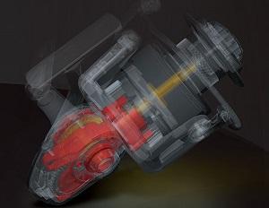Mechanisches Stabilisierungssystem (MSS)