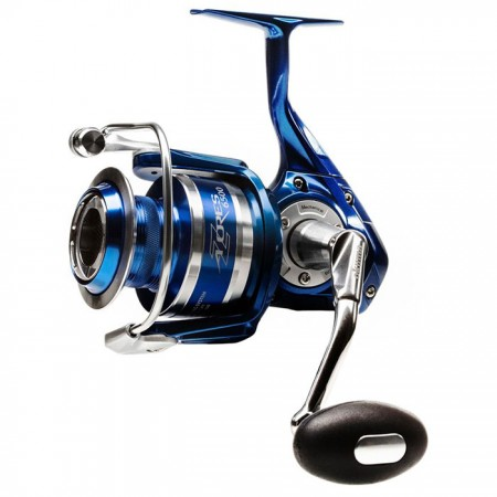 Azores Spinning Reel - Okuma Azores Spinning Reel- Memancing Saltwater -Precision Dual Force Drag System-Carbon Mechanical Stabilizing System