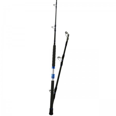 """Cedros """"A"""" Jigging Rod - Okuma Cedros """"A"""" Jigging Rod-E-glass blank offers incredible pulling power-Glass blanks offer shock reduction when using braided line"""