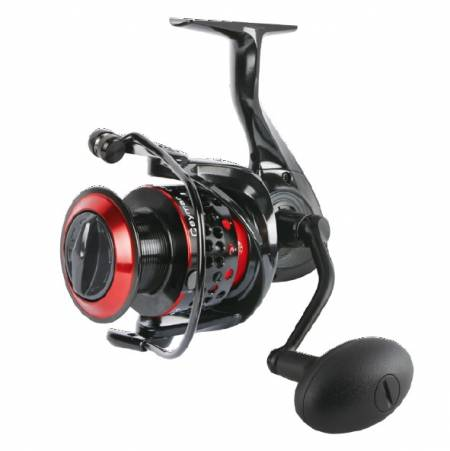 بكرة الغزل Ceymar - Okuma Ceymar Spinning Reel - Cyclonic rotating rotation design-Precision Elliptical Gearing System