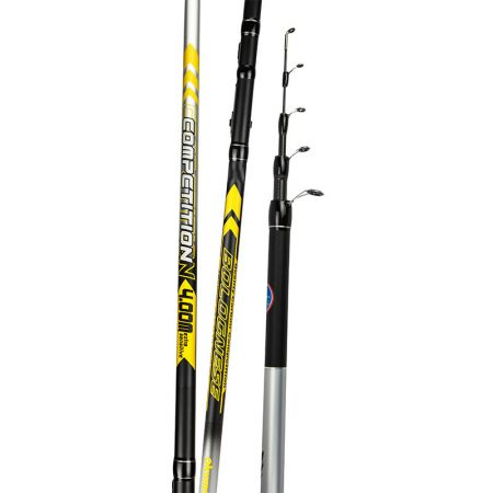 Competition Bolo Rod (2021 NEW) - Okuma Competition Bolo Rod- Durable 24+30T carbon blank construction- quality stainless steel light guides for Tele Bolo