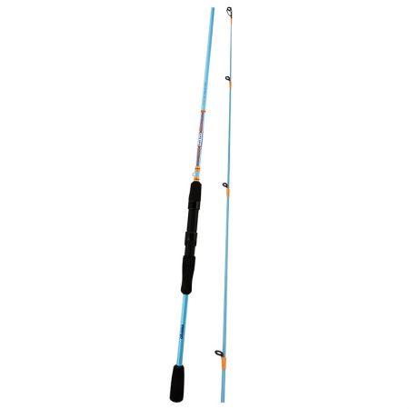 Fuel Spin Rod - Okuma Fuel Spin Rod -Motor sports design inspiration-24T GT blank construction-3 Split EVA handle