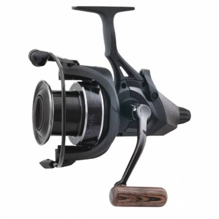 LS 6K Baitfeeder Spinning Reel - Okuma LS 6K Baitfeeder Spinning Reel-Long casting carp Fishing-On / off auto trait boring system-long Stroke spool trip