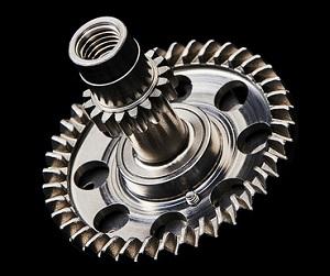 MAXGEAR® - Propulsé par l'acier inoxydable forgé