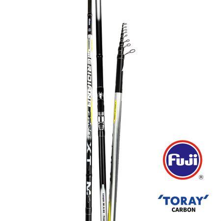 Meridiana Bolo Rod (2021 NEW) - Okuma Meridiana Bolo Rod- Toray 46T Hi modulus carbon blank construction- Okuma UFR® technology- seaguide saltwater resistant light guides for Tele Bolo