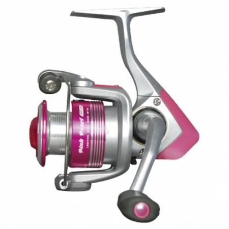 Pink Pearl Spinning Reel