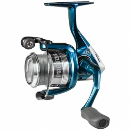 Proton Spinning Reel - Okuma Proton Spinning Reel-Precision Elliptical Gearing System-Quick Set anti-reverse bearing