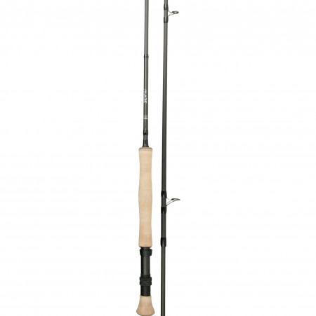 SLV Fly Rod - Okuma SLV Fly Rod-4-piece rod design are for compact travel-Lightweight graphite construction-Are equally at home on a small stream, large Western river and saltwater flats