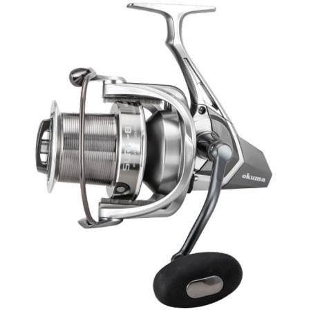 Surf 8k Spinning Reel - Carretel de Fiação Surf 8k - Okuma Surf 8k Spinning Reel-Long casting spinning reel-Worm Shaft transmissão system-Slow oscilcation system