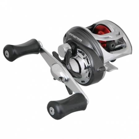 Tormenta Low Profile Baitcast Rolle - Okuma Tormenta Low Profile Baitcast Reel-Magnetic control system can reduce backlash during casting and improve casting distance-Quick-Set anti-reverse roller bearing