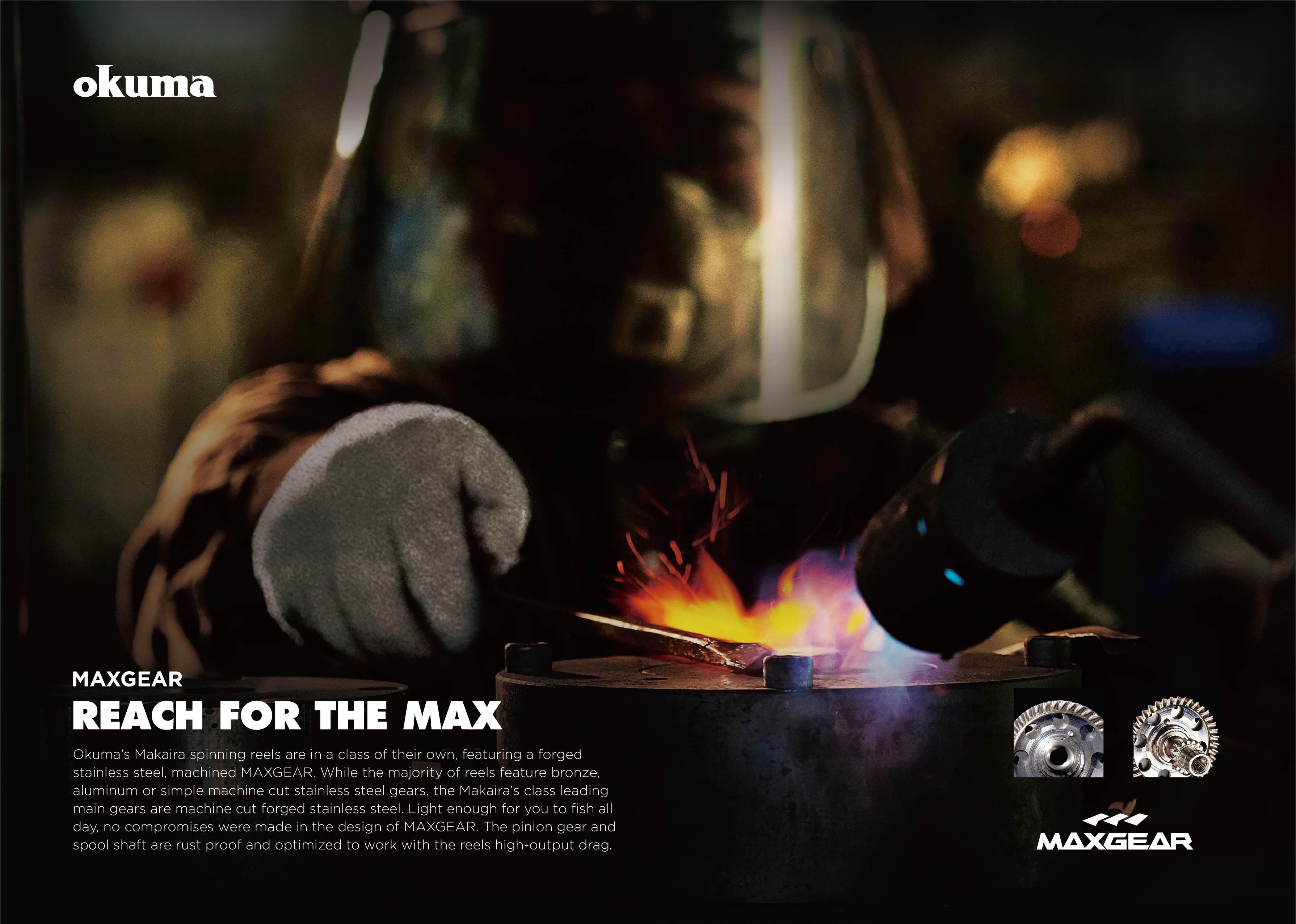 MAXGEAR® REACH FOR THE MAX