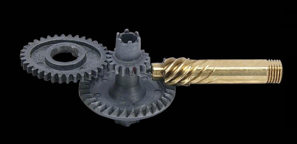 Precision Elliptical Gearing System