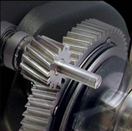 Speed LOC Pinion Gear System