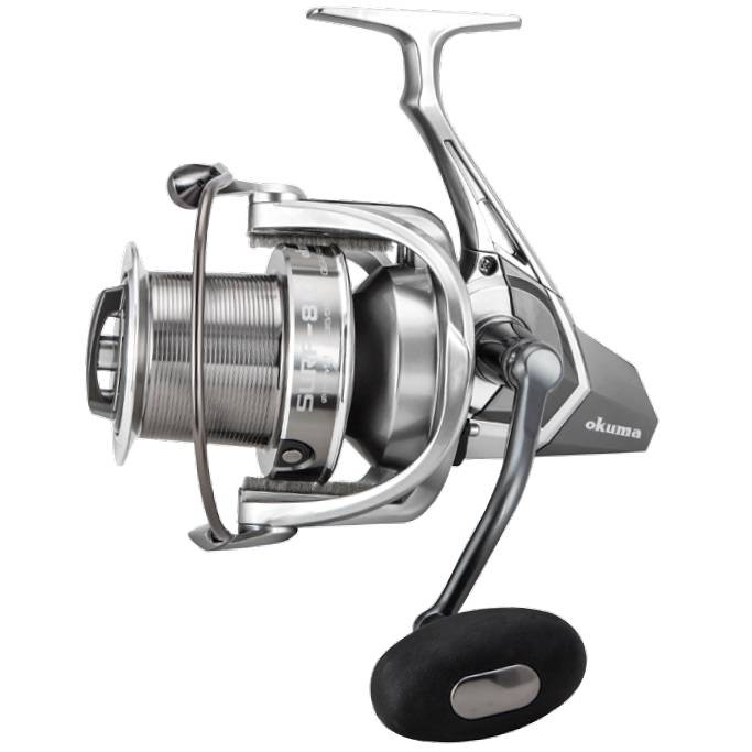 Surf 8k Spinning Reel - Okuma Surf 8k Spinning Reel-Long casting spinning reel-Worm Shaft transmission system-Slow oscillation system